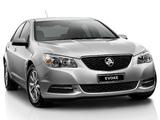 Images of Holden Commodore Evoke (VF) 2013