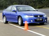 Photos of Holden VZ Commodore SV6 2004–06