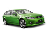 Photos of Holden Commodore SV6 Sportwagon (VE) 2008–10