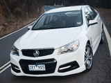 Photos of Holden Commodore SS (VF) 2013