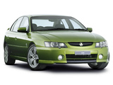 Pictures of Holden VY Commodore SS 2002–04