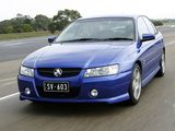 Pictures of Holden VZ Commodore SV6 2004–06