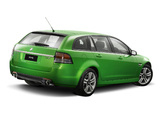 Pictures of Holden Commodore SV6 Sportwagon (VE) 2008–10