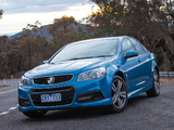 Pictures of Holden Commodore SV6 (VF) 2013