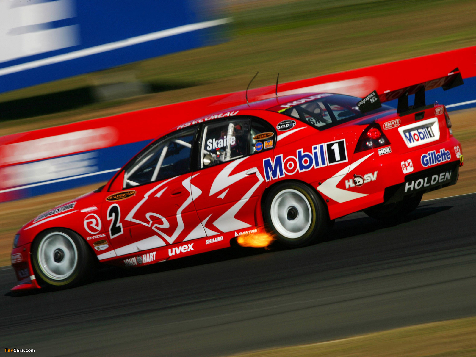 Holden Vz Commodore V8 Supercar 2005 06 Wallpapers 1600x1200