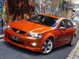 Holden VE Commodore SS V 2006–10 wallpapers