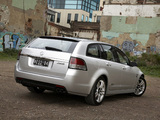 Holden Commodore SS Sportwagon (VE) 2008–10 wallpapers