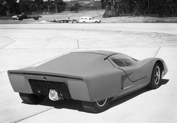 Holden Hurricane Concept Car 1969 Photos