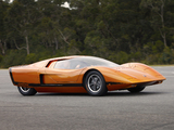 Holden Hurricane Concept Car 1969 pictures