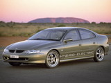 Holden ECOmmodore Concept 2000 wallpapers