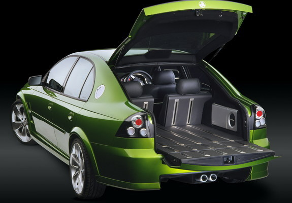 Holden Ssx Concept 2002 Pictures