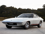 Photos of Holden GTR-X Concept 1970