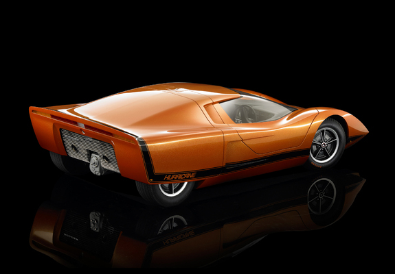 Pictures Of Holden Hurricane Concept Car 1969