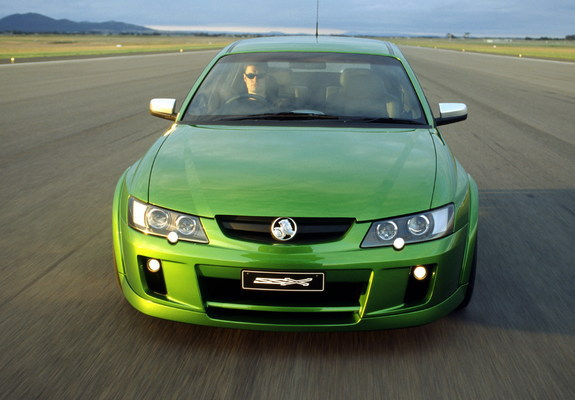 Holden Ssx Concept 2002 Wallpapers