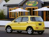 Holden Cruze (YG) 2002–06 photos