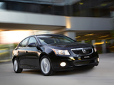 Holden Cruze (JH) 2011–13 images