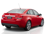 Holden Cruze SRi-V (JH) 2011 images
