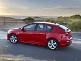 Holden Cruze SRi-V Hatchback (JH) 2011 photos