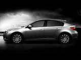 Holden Cruze Hatchback (JH) 2011–13 pictures