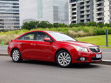 Holden Cruze (JH) 2011–13 pictures