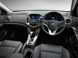 Holden Cruze Sportwagon (JH) 2012 pictures
