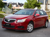 Holden Cruze Sportwagon (JH) 2012 pictures