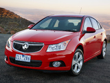 Holden Cruze (JH) 2013 images