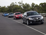 Holden Cruze pictures