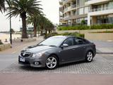 Images of Holden Cruze SRi-V (JH) 2011