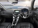 Images of Holden Cruze SRi-V Hatchback (JH) 2011