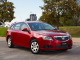 Images of Holden Cruze Sportwagon (JH) 2012