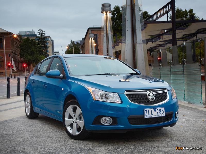 Images of Holden Cruze Hatchback (JH) 2013 (800 x 600)