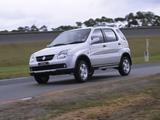 Photos of Holden Cruze (YG) 2002–06