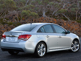 Photos of Holden Cruze SRi-V (JH) 2011