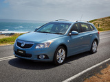 Photos of Holden Cruze Sportwagon (JH) 2012