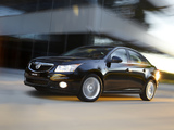 Pictures of Holden Cruze (JH) 2011–13