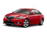 Pictures of Holden Cruze SRi-V (JH) 2011