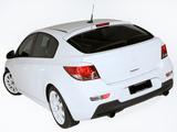 Pictures of Walkinshaw Performance Holden Cruze Hatchback (JH) 2012