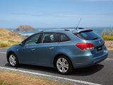 Pictures of Holden Cruze Sportwagon (JH) 2012