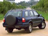 Holden Frontera 1998–2002 images