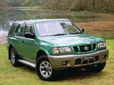 Holden Frontera 1998–2002 photos