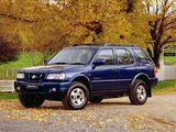 Photos of Holden Frontera 1998–2002