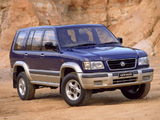 Holden Jackaroo 5-door 1998–2001 wallpapers