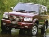 Holden Jackaroo 5-door 2001–03 images