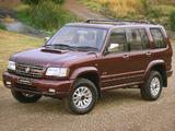 Holden Jackaroo 5-door 2001–03 photos