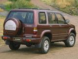 Photos of Holden Jackaroo 5-door 2001–03