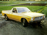 Holden Kingswood Ute (HQ) 1971–74 photos