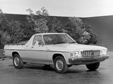 Images of Holden Kingswood Ute (HX) 1976–77