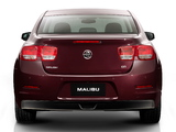 Holden Malibu CD 2013 wallpapers