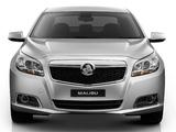 Photos of Holden Malibu CDX 2013